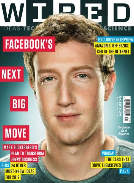 WIRED January edition