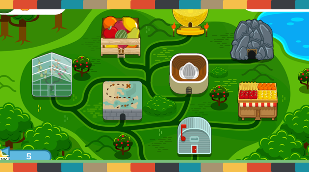 fruitcraft app, a social trading card game