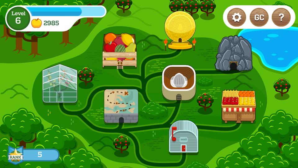 Fruitcraft app trading card game