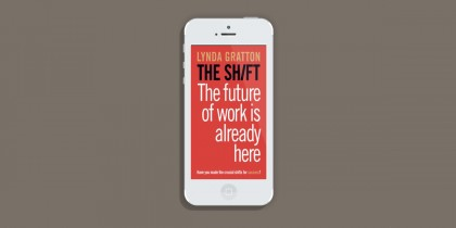 The Shift iPhone app