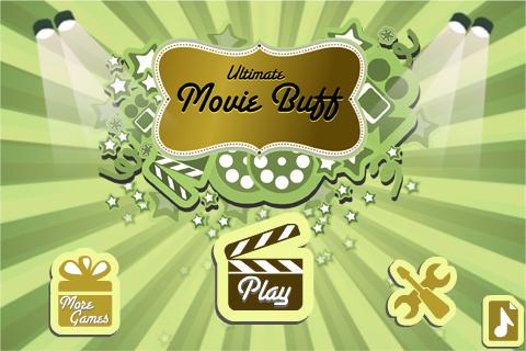 Movie Buff iPhone app