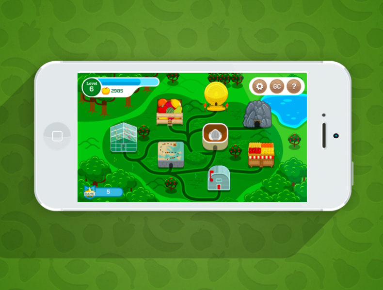 Fruitcraft app