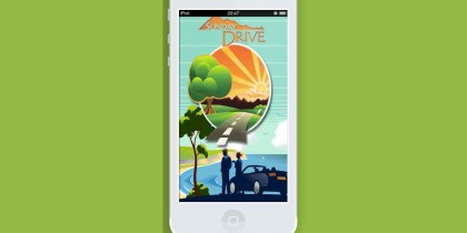 Sunday Drive iPhone app