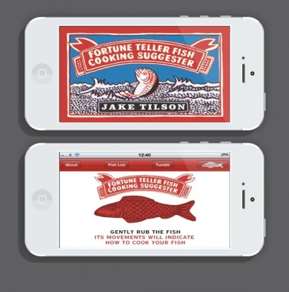 Fish Fortune iPhone app